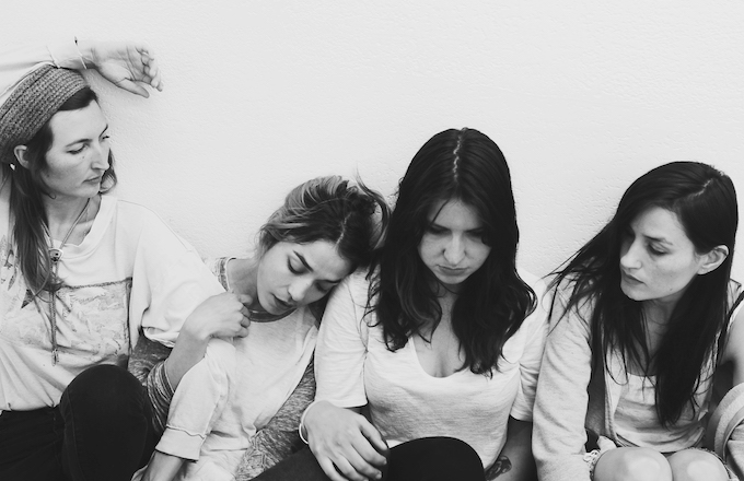 Warpaint Reveal How to Keep an Indie Rock Band Going for a Decade (Without Killing Each Other) news