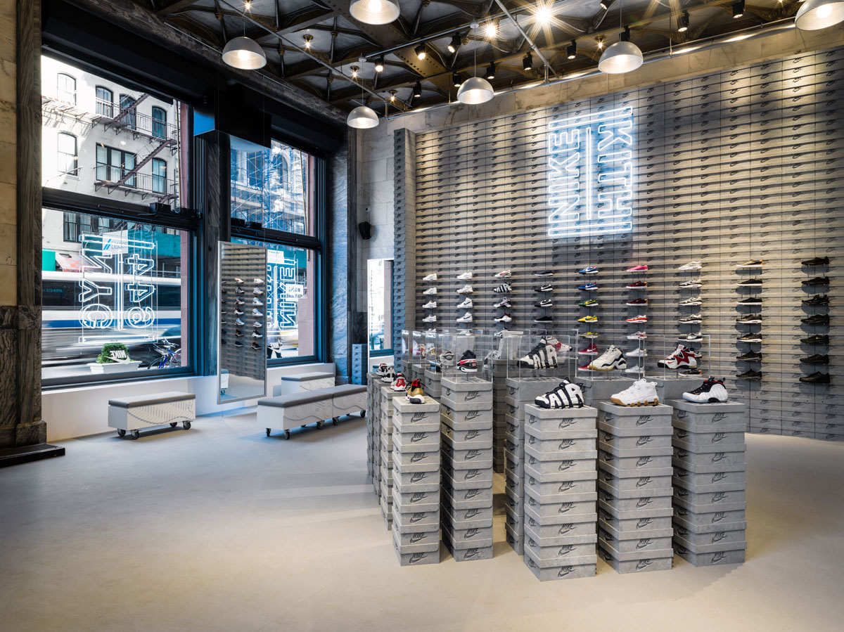 Adidas Shoes Store New York
