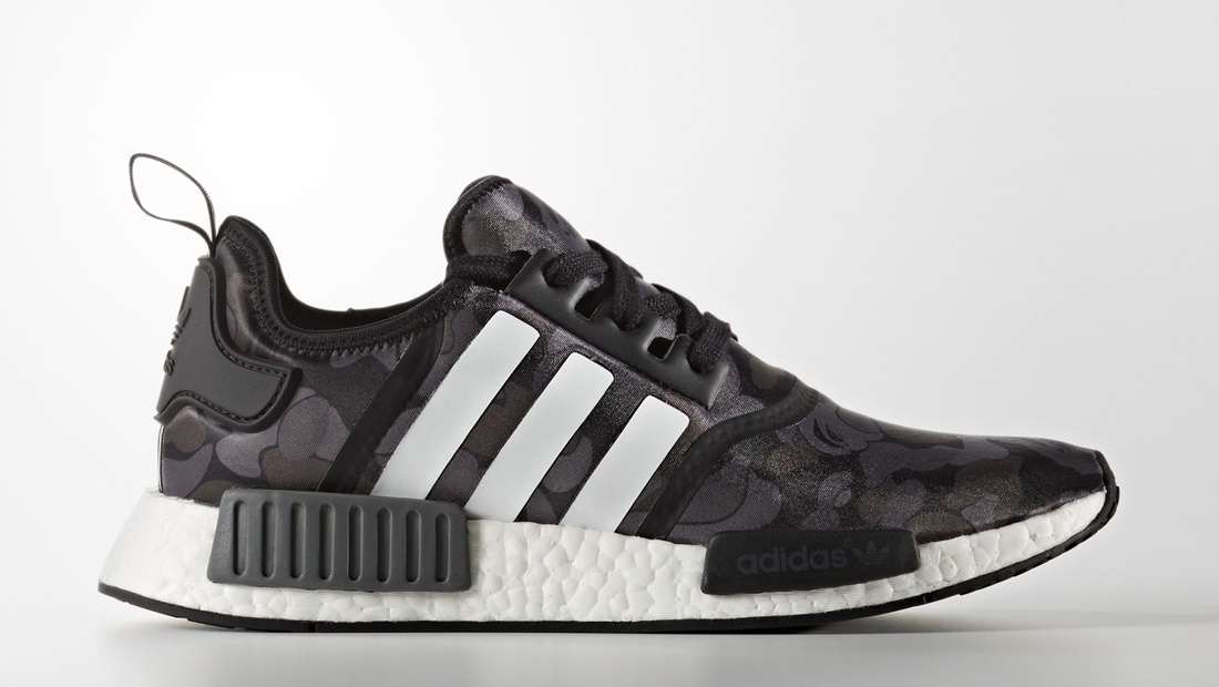 How to Buy the Upcoming Bape x Adidas NMDs