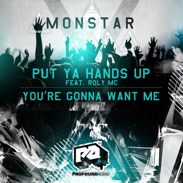 put ya hands up cover 25 Tracks That Make Us Miss Dubstep