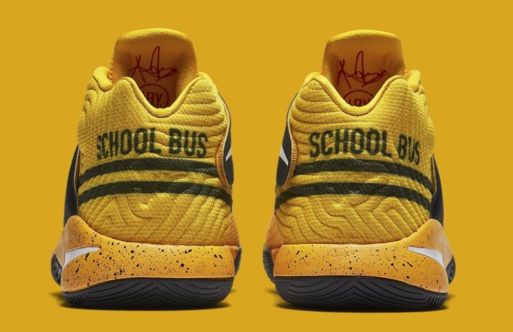 School Bus Nike Kyrie 2 | Sole Collector