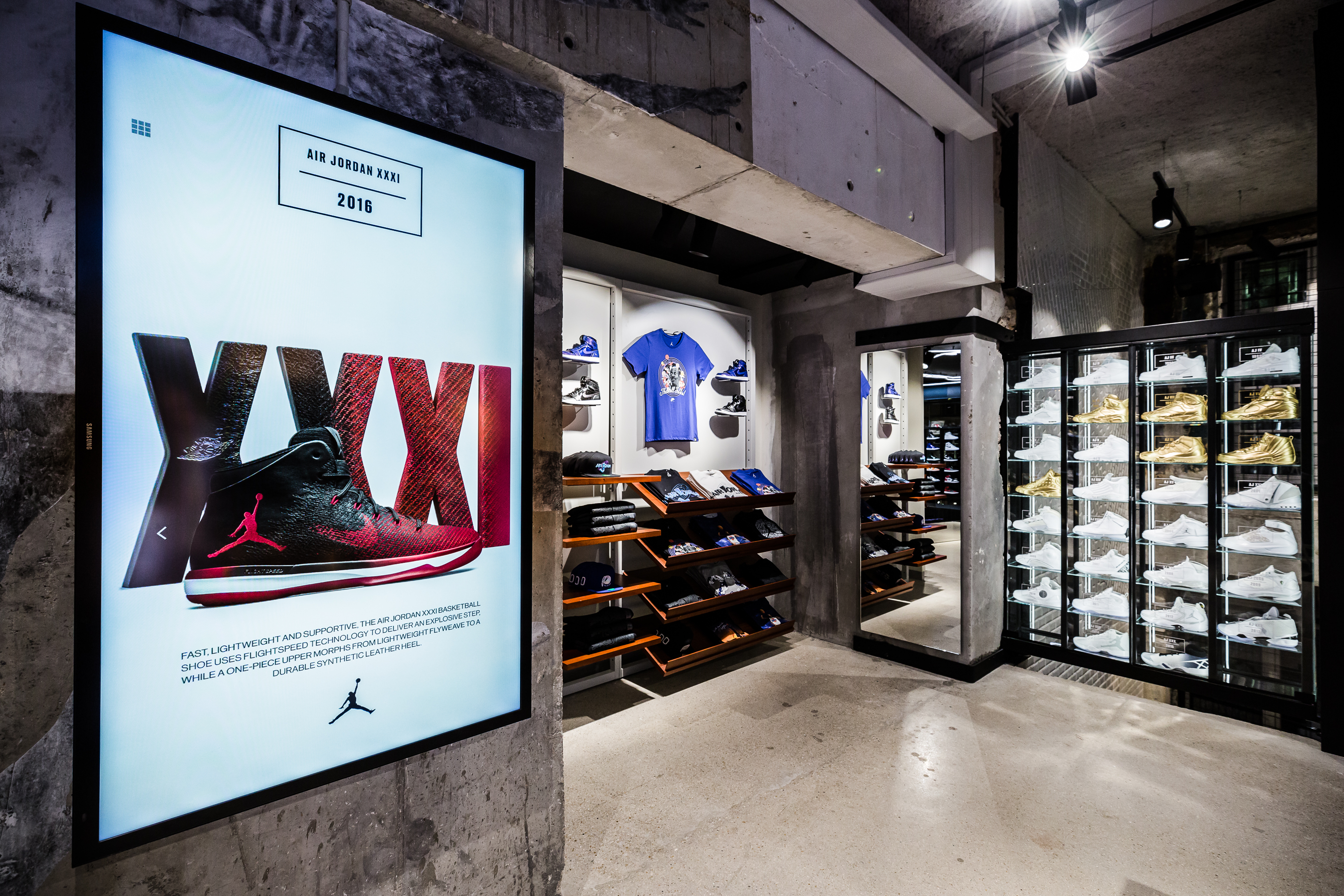 arriving discount shop exclusive shoes Air Jordan Store in Paris | Sole Collector