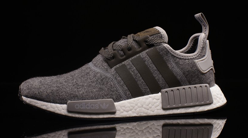 competitive price e382a 001db Wool Adidas NMD Grey White | Sole Collector