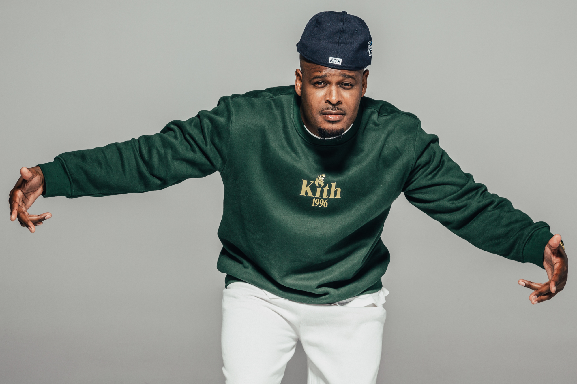 Kith Reveals New 96 Collection With Help From The Lox news