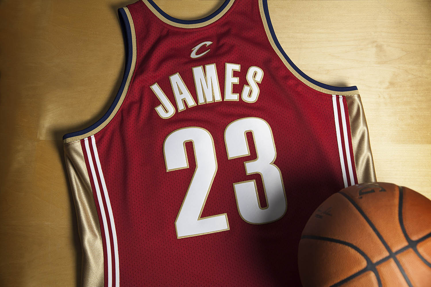 new product d40df 67c4c Mitchell & Ness LeBron James Rookie Jersey | Sole Collector