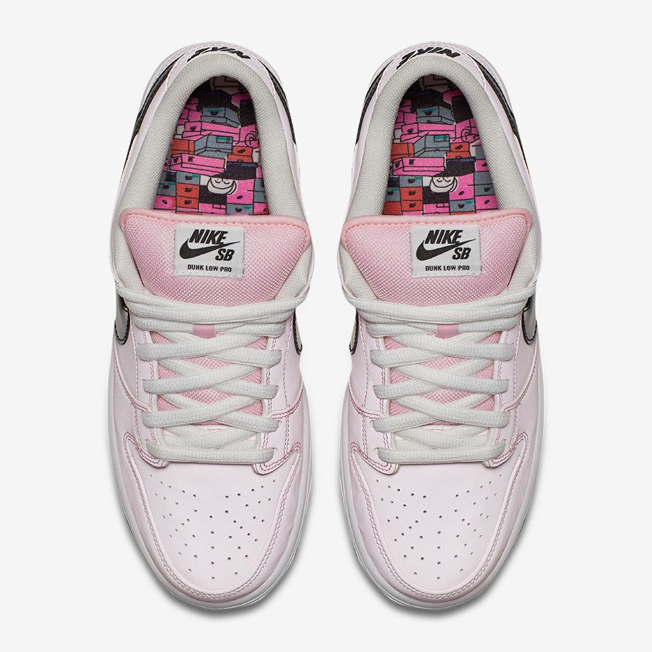the best attitude bf354 5c2b5 Pink Box Nike SB Dunk Low | Sole Collector
