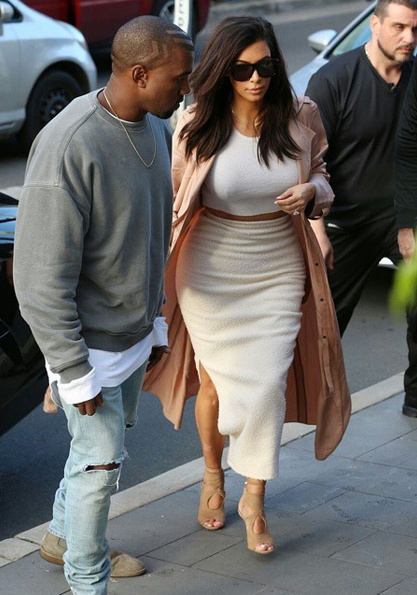 Terrific What Do You Think Of Kanye West39S New Haircut Complex Short Hairstyles Gunalazisus