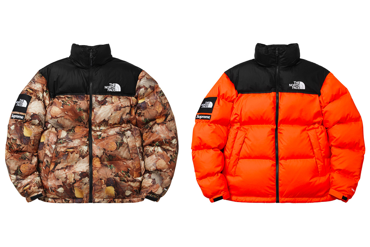 This is Supreme and North Face's Fall/Winter 2016 collection.