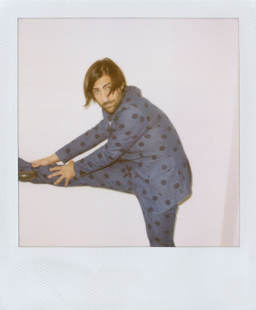 Band of Outsiders Is Slowly Leaking Celebrity Polaroids for Their