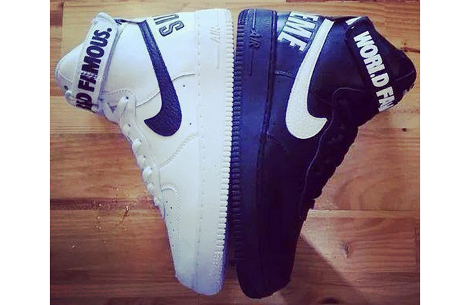Nike Air Force High Supreme
