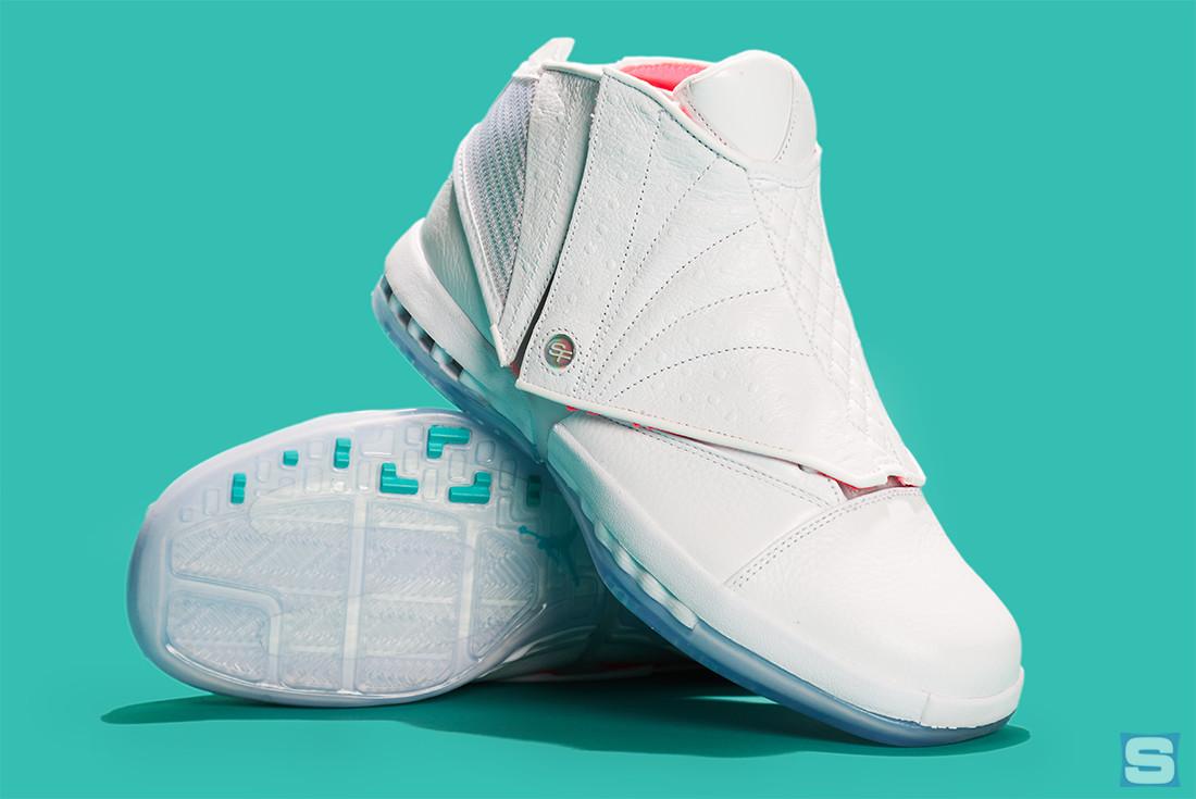 SoleFly Air Jordan 16 Pair