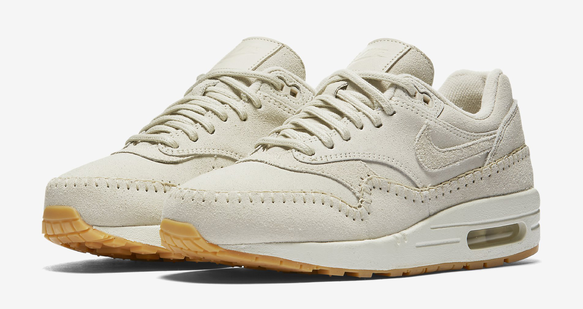 Nike Air Max 1 Sherpa Cream 454746-204