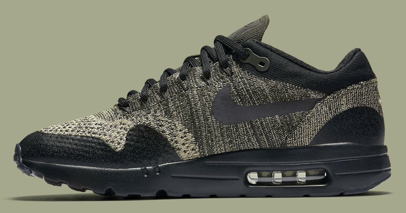 This Nike Air Max 1 Ultra Flyknit Is Perfect For The Season