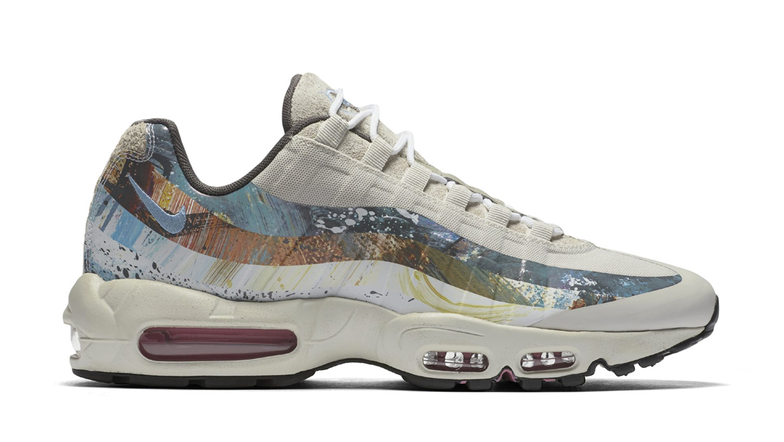 Nike Air Max 95 x Dave White Rabbit Sole Collector Release Date Roundup