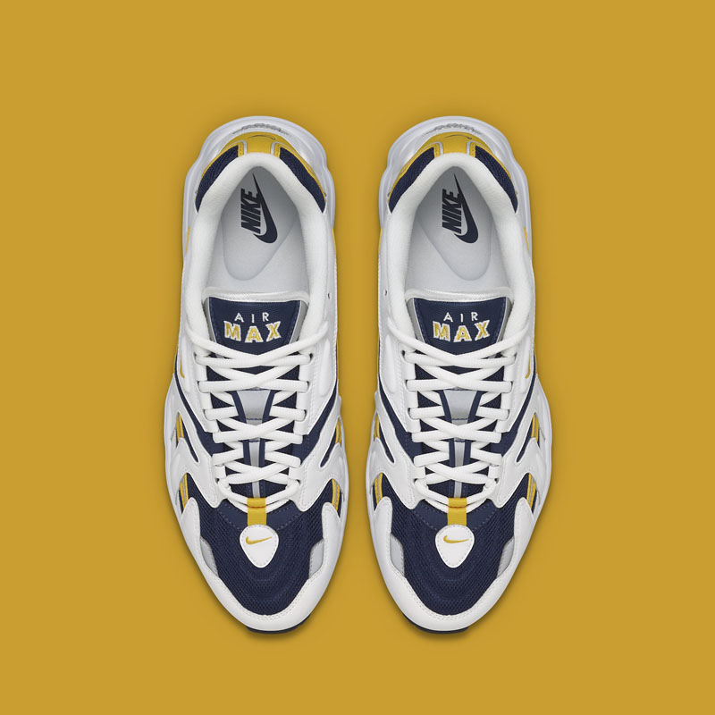 Nike Air Max 96 XX Retro Features New Sole | Shoes