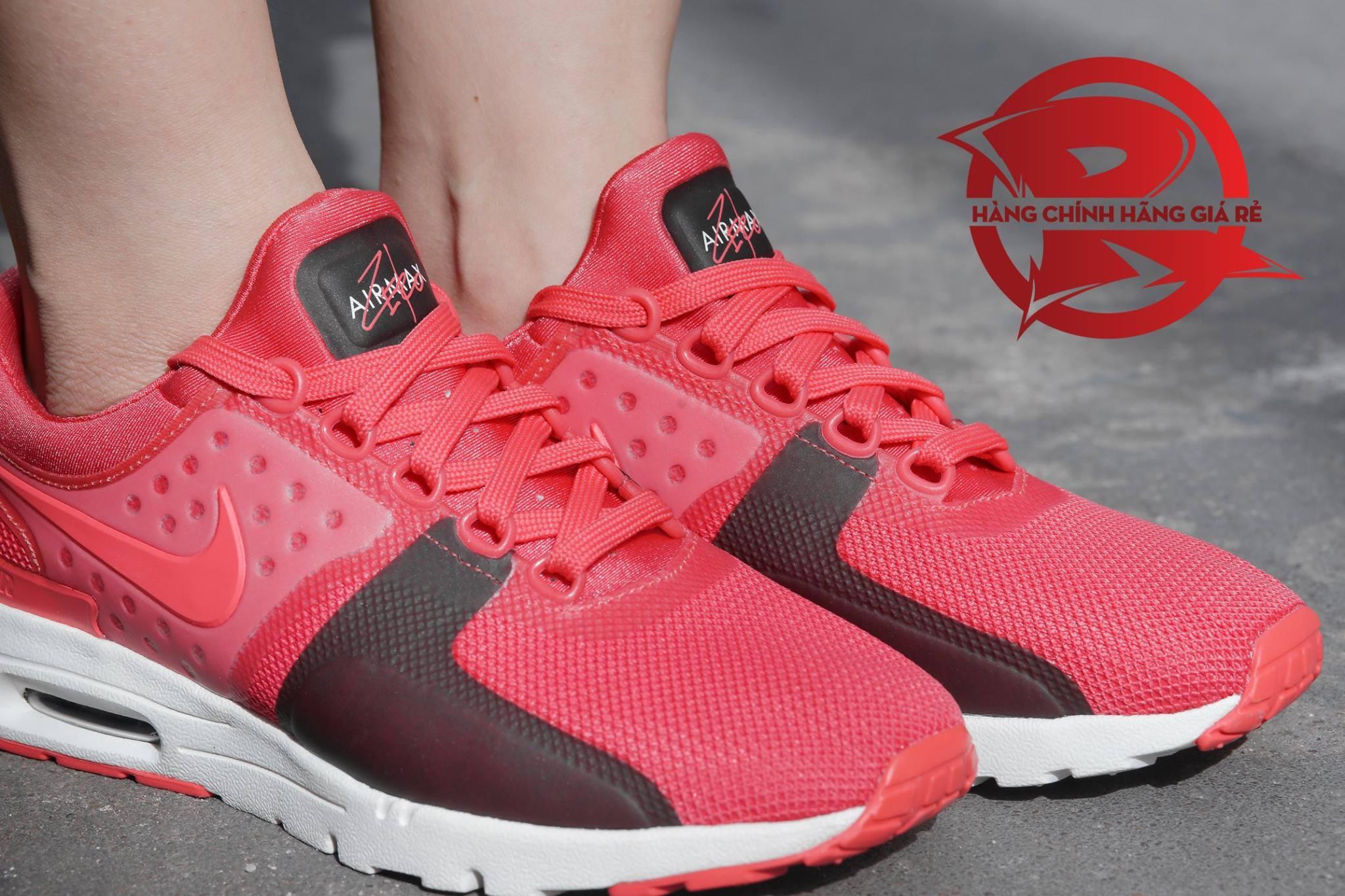 Nike Air Max Zero Red Crimson Close
