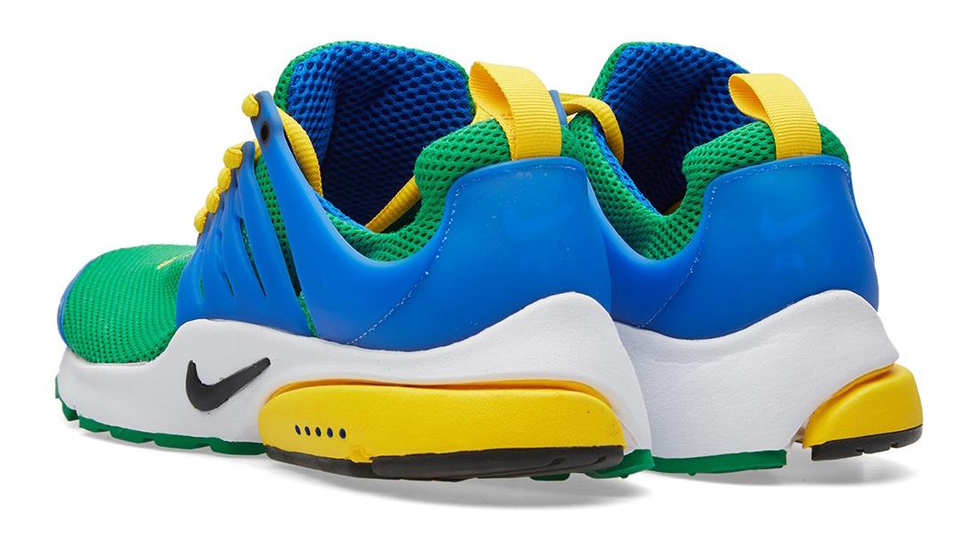Nike Air Presto No Brasil