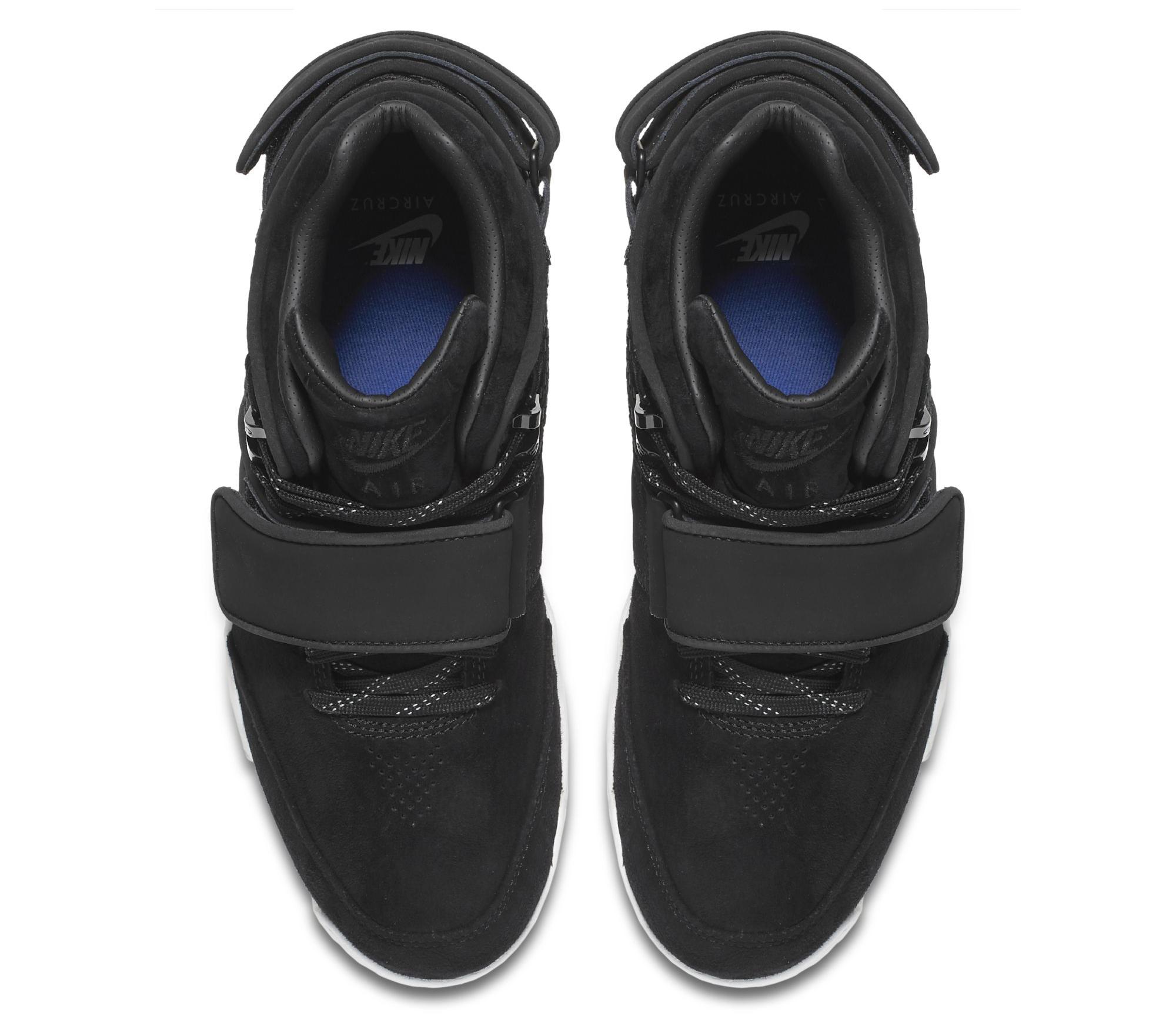 Nike Air Trainer Cruz Black White Top