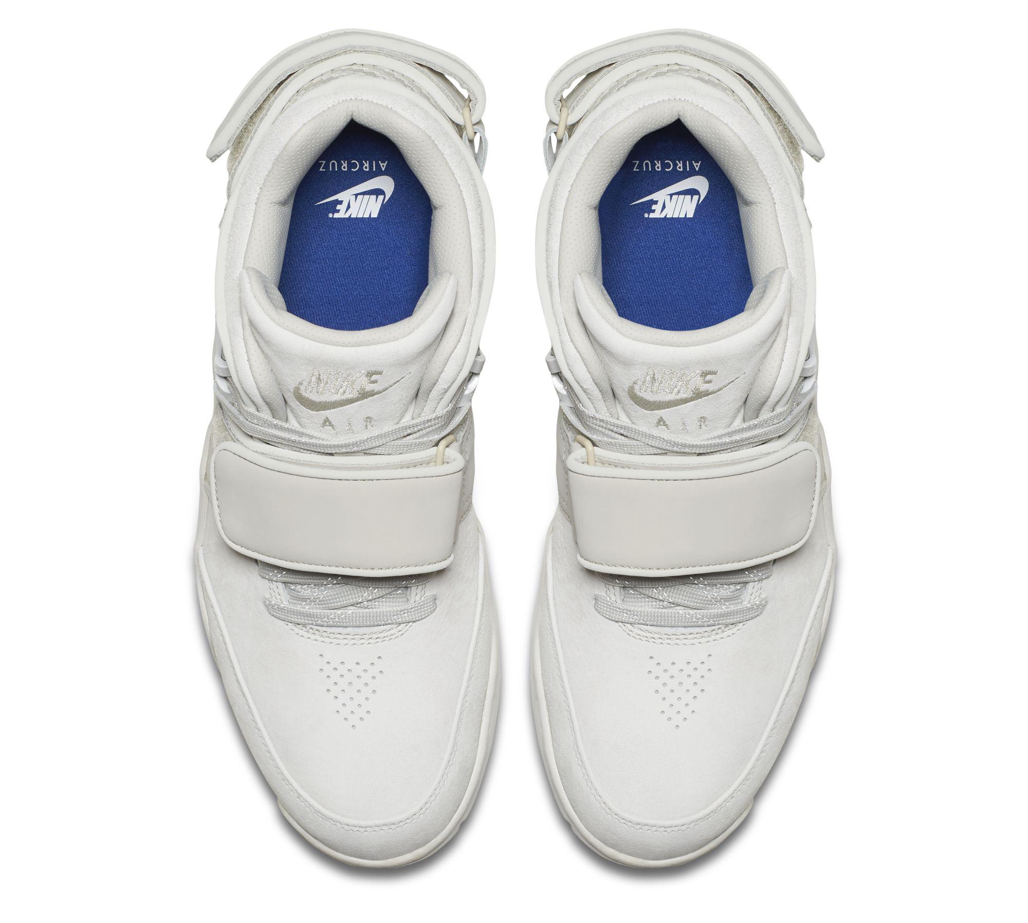 Nike Air Trainer Cruz Cream Blue Top