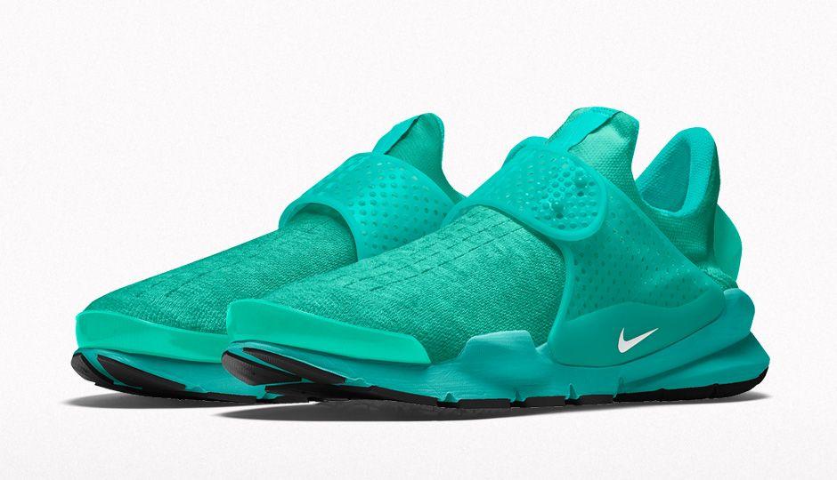 Nike iD Sock Dart New Options Teal Heather