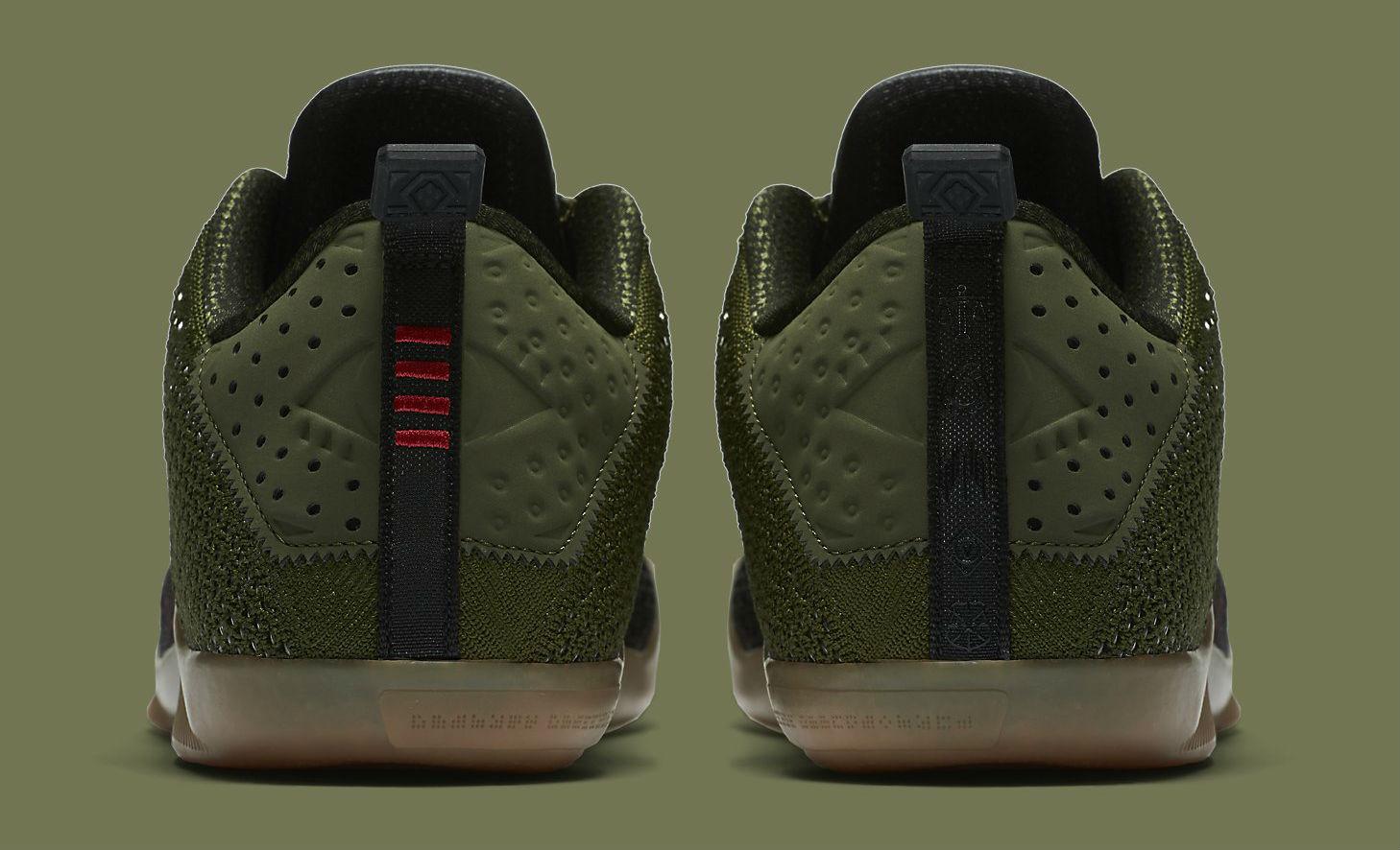 Nike Kobe 11 Black Horse Release Date