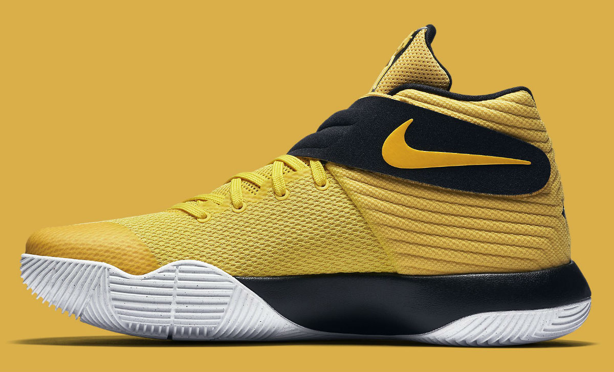 the best attitude 28a1c d8ce6 Nike Kyrie 2 Australia Yellow 819583_701 | Sole Collector