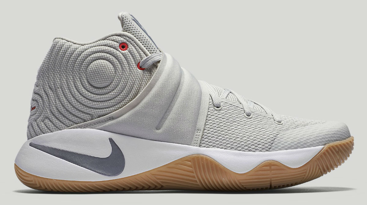 check out 2d5ae 9459f Nike Kyrie 2 Gum Bottom | Sole Collector