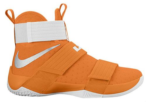 the best attitude 6d5e2 e097f Nike LeBron Soldier 10 TB Colorways | Sole Collector