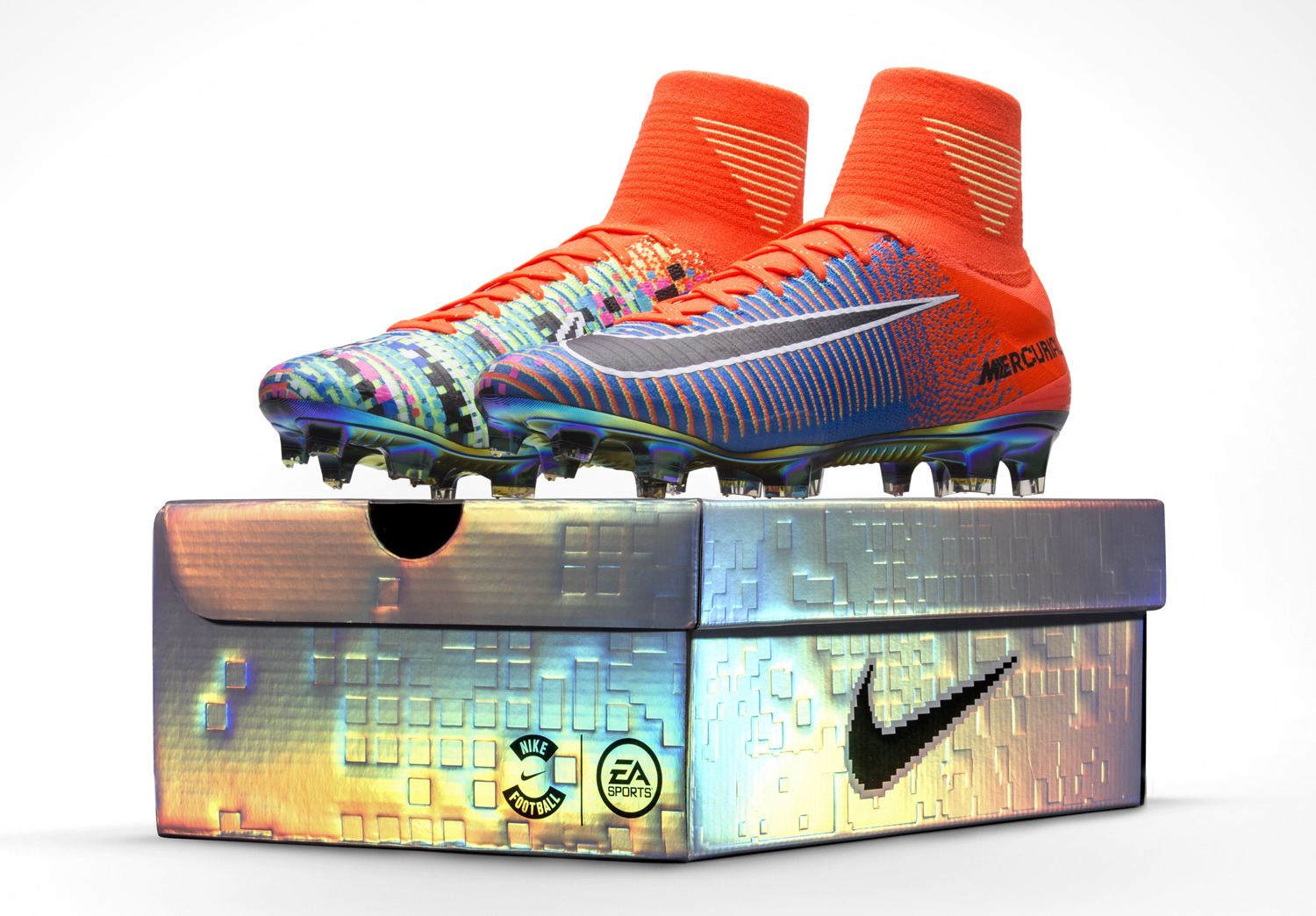 Nike Mercurial Soccer Boots Fifa Packaging