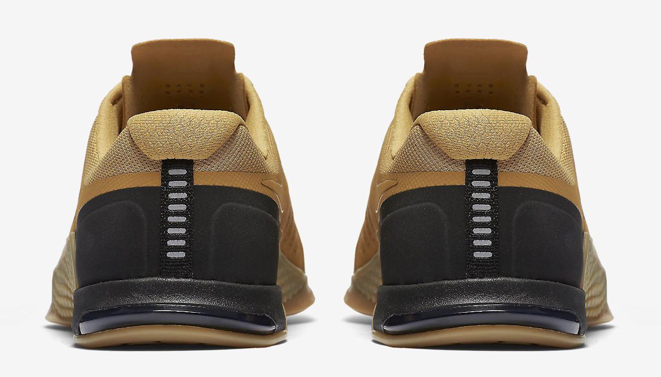Nike Metcon 2 Wheat 819899-702 Heel