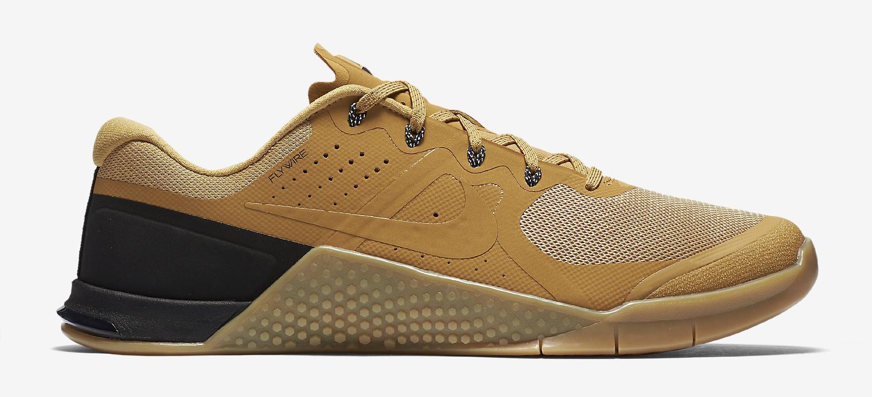 Nike Metcon 2 Wheat 819899-702 Profile