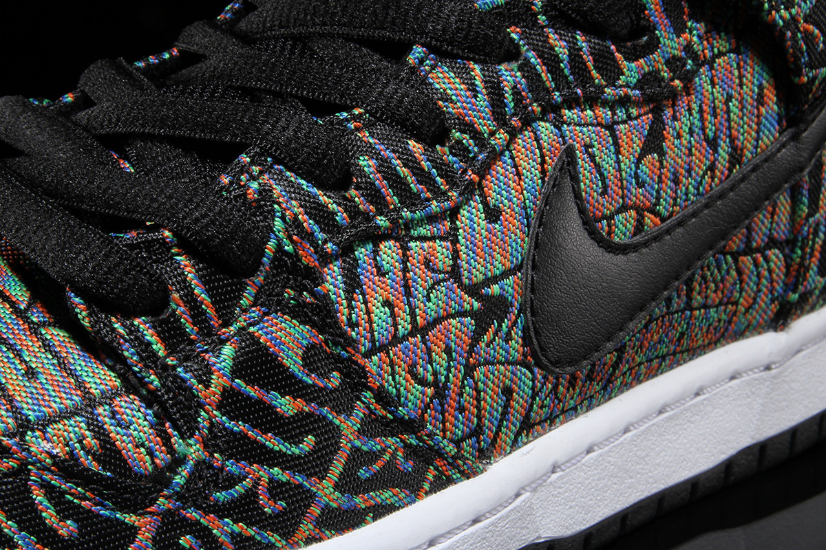 Nike SB Dunk High Psychedelic Concert Poster | Sole Collector