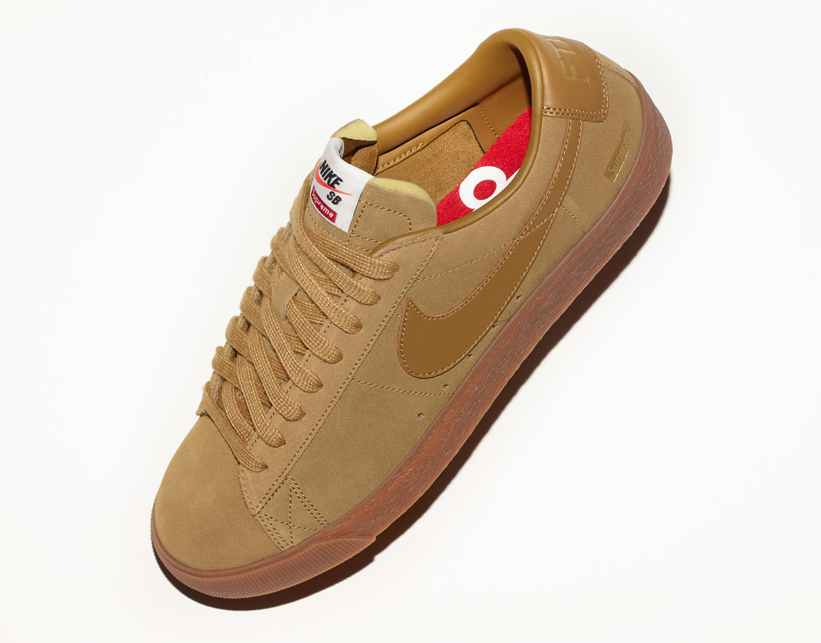 best loved 00694 494e6 Supreme Nike Blazer Low Online Release | Sole Collector