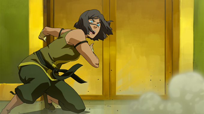 The legend of korra quot co creators will challenge you to hold onto your