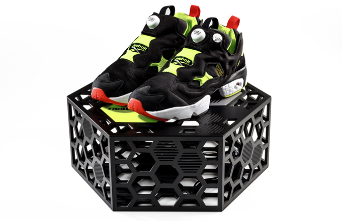 Titolo X Reebok Instapump Fury Special Packaging