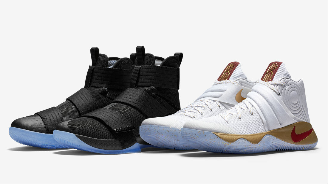 Nike Kyrie And Lebron Pack