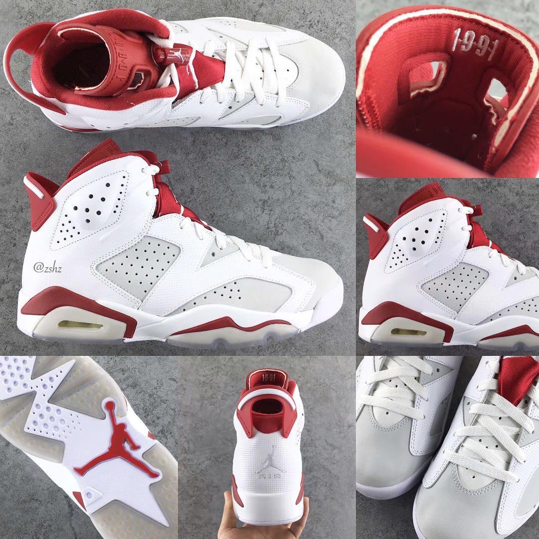 """Air Jordan 6 """"Alternate 91"""""""