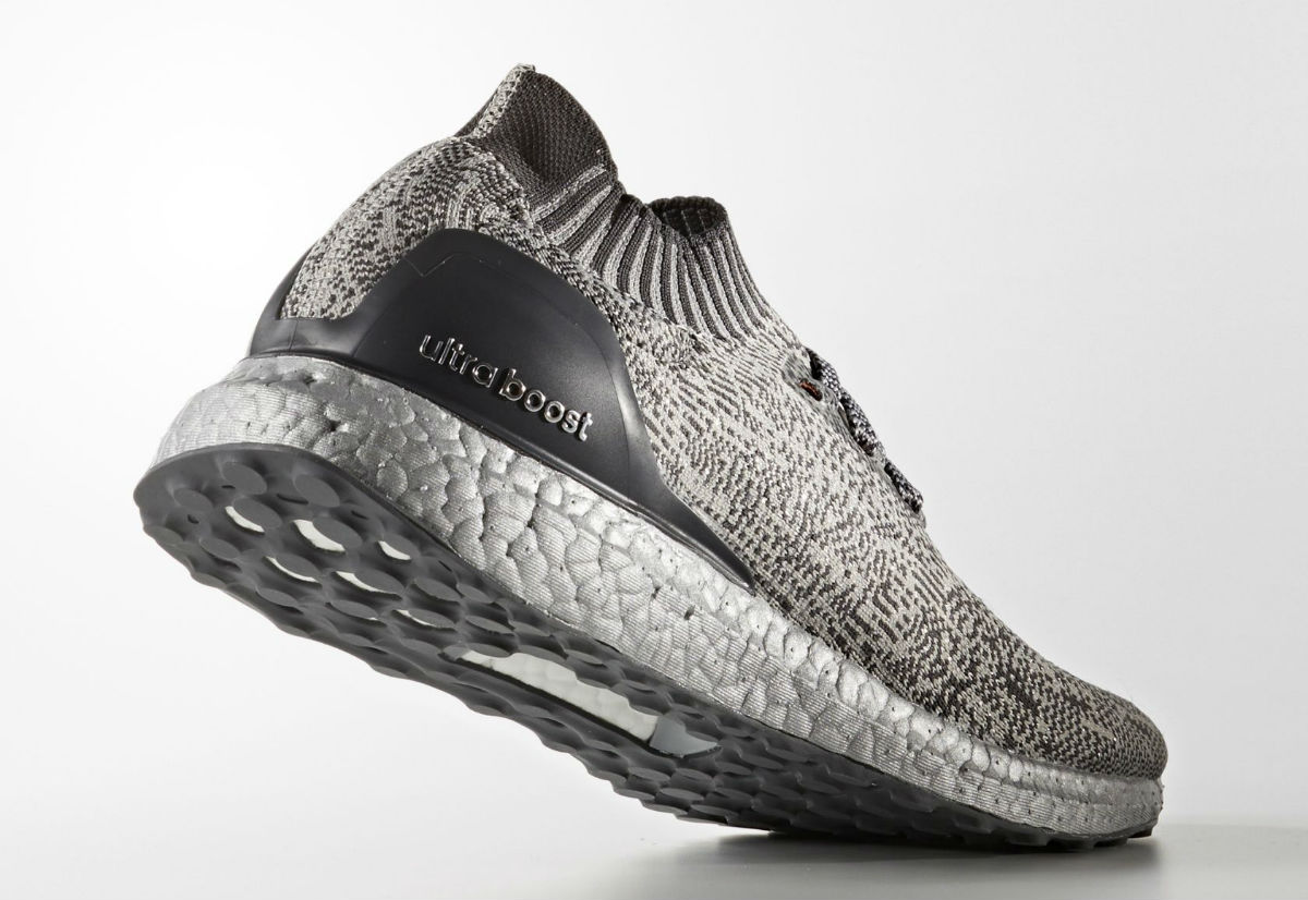 sports shoes a2646 defdb Adidas Ultra Boost Uncaged Metallic Silver BA7997 | Sole ...