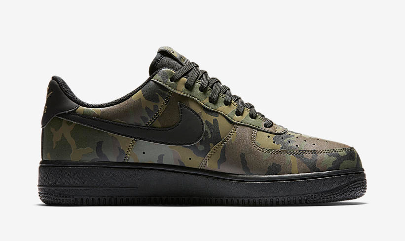 Nike Air Force 1 Low Reflective Camo