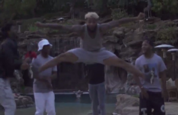 Watch Odell Beckham Jr. Dance to Young Thug Songs in Drake's Backyard news