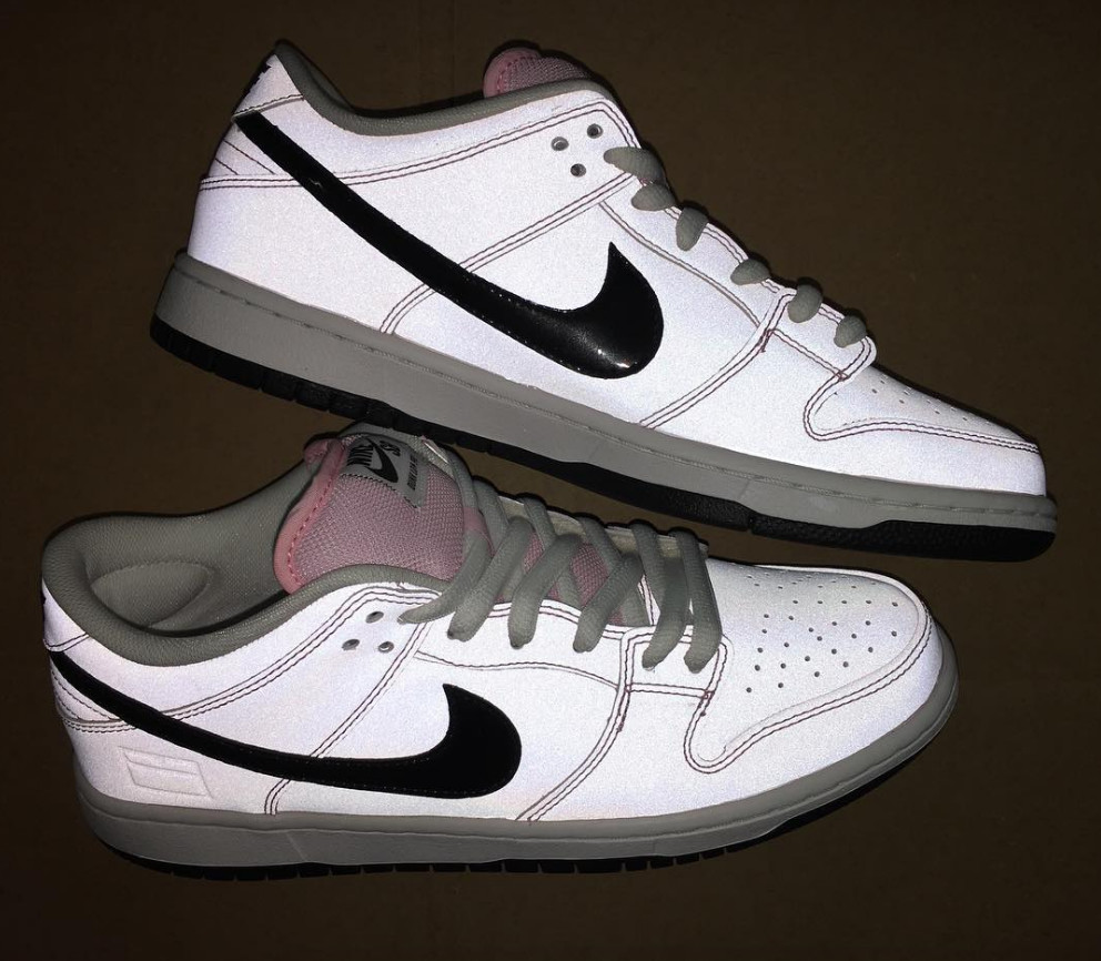 the best attitude be9ac a40e9 Pink Box Nike SB Dunk Low | Sole Collector