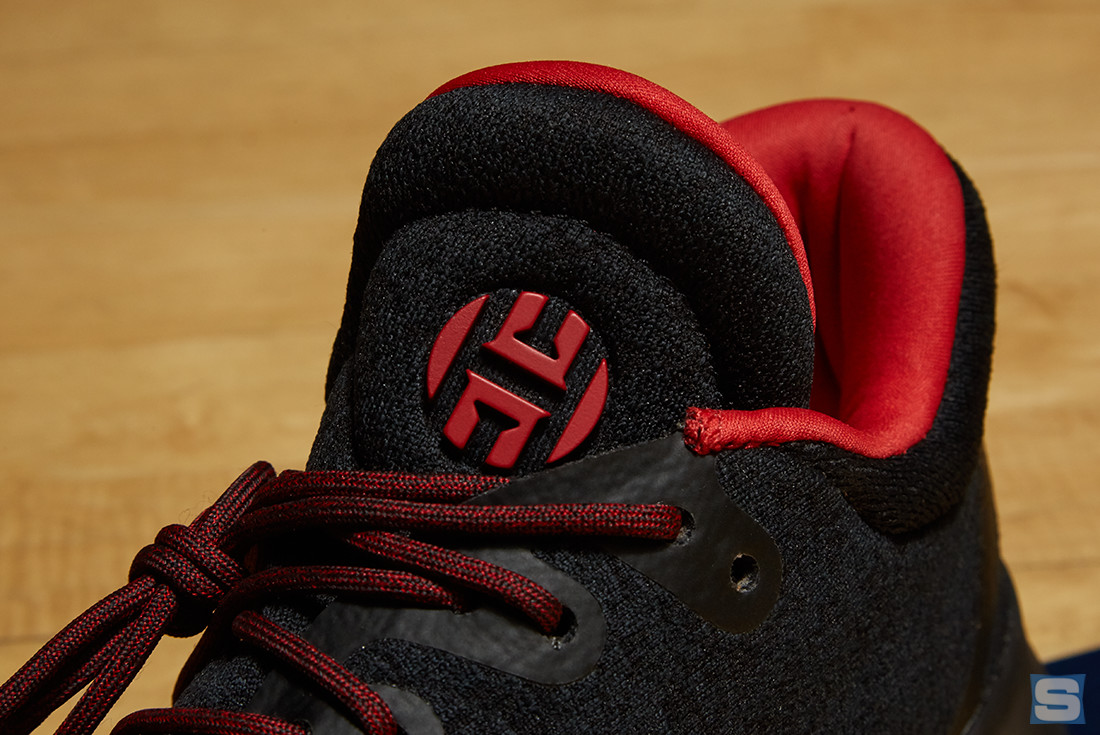 James Harden Signature Sneaker Logo