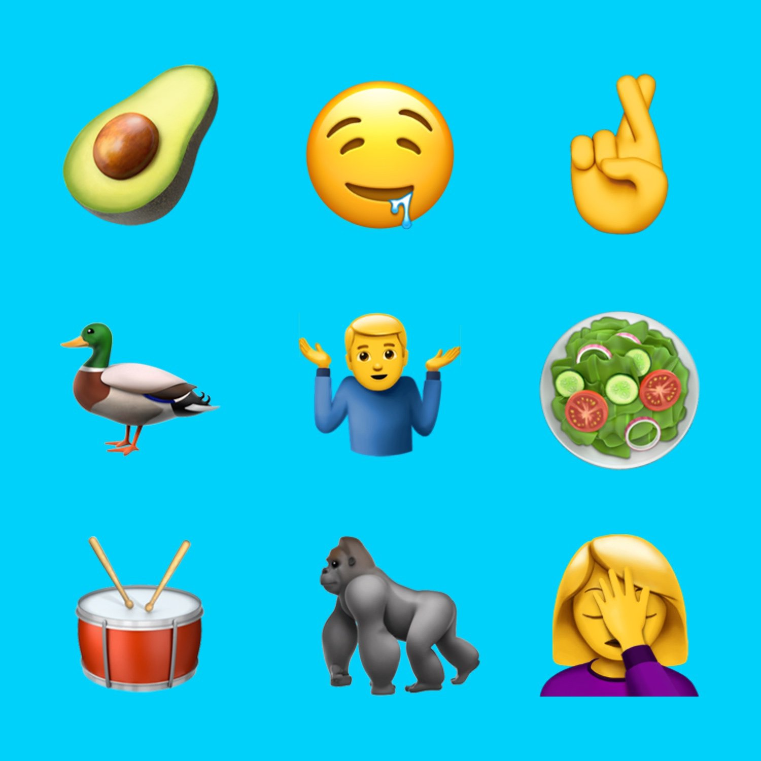 New Emojis We Need Now More Than Ever Include Facepalm And