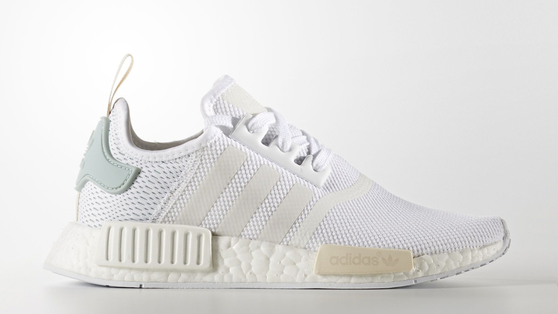 adidas NMD W FTWR Tactile Green Sole Collector Release Date Roundup