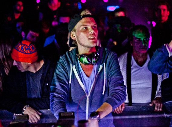 highest paid dj -- Avicii