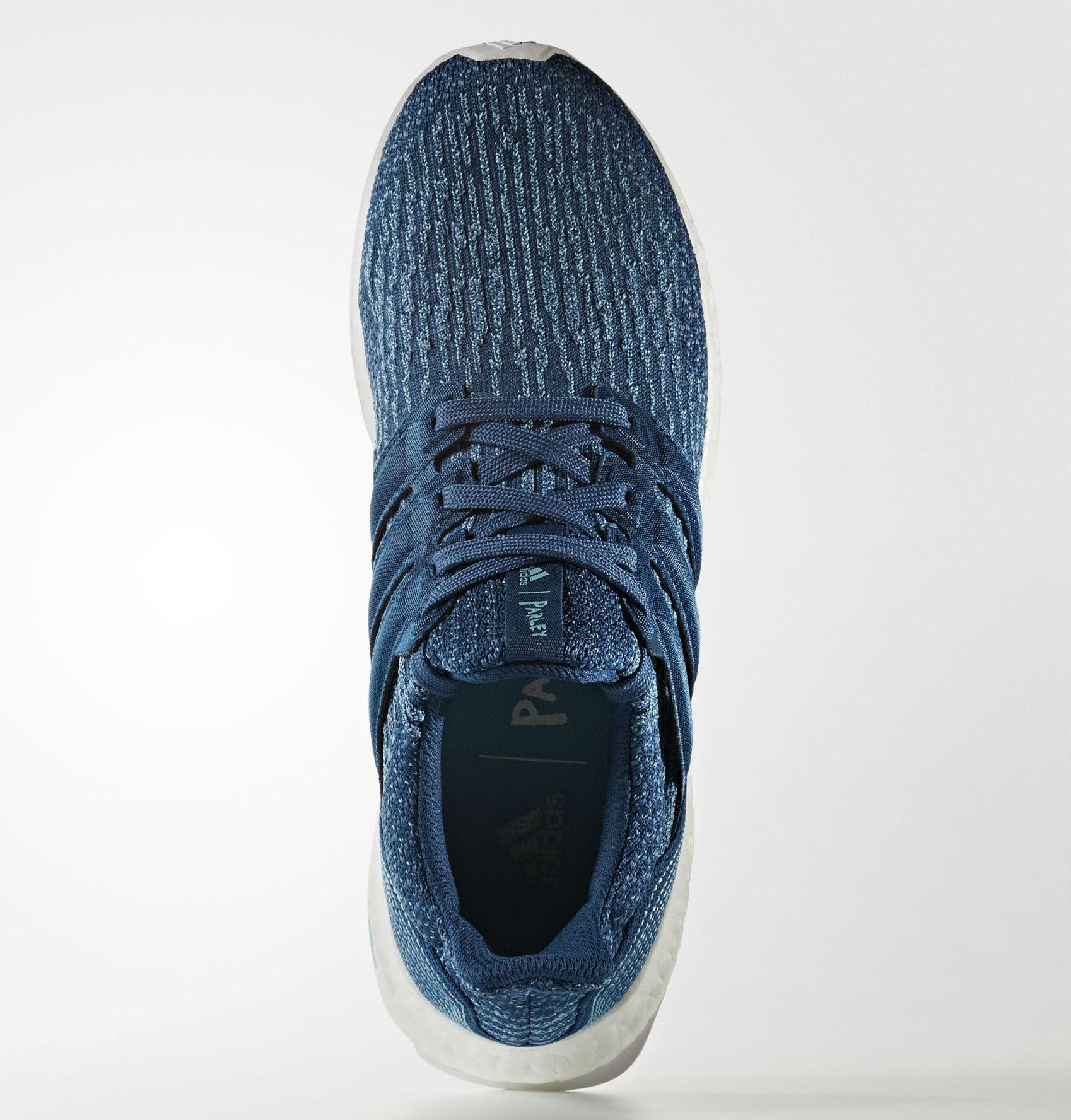 Parley x adidas Ultra Boost Blue Men's Top BB4762