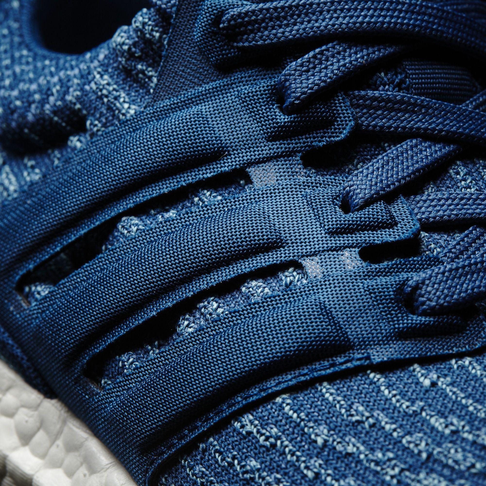 Parley x adidas Ultra Boost Blue Men's Stripes BB4762