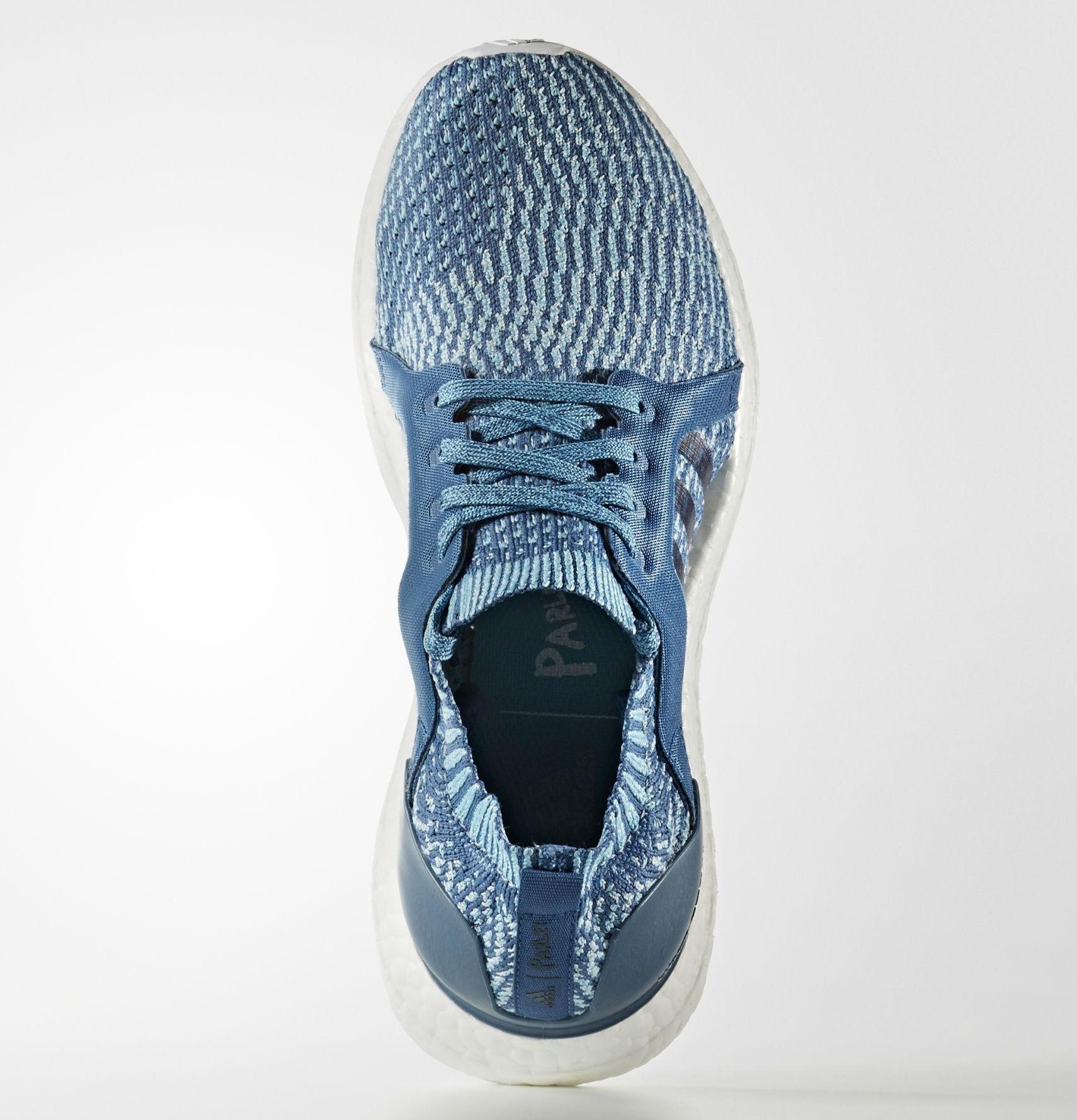 Parley x adidas Ultra Boost Blue Women's Top BB1978