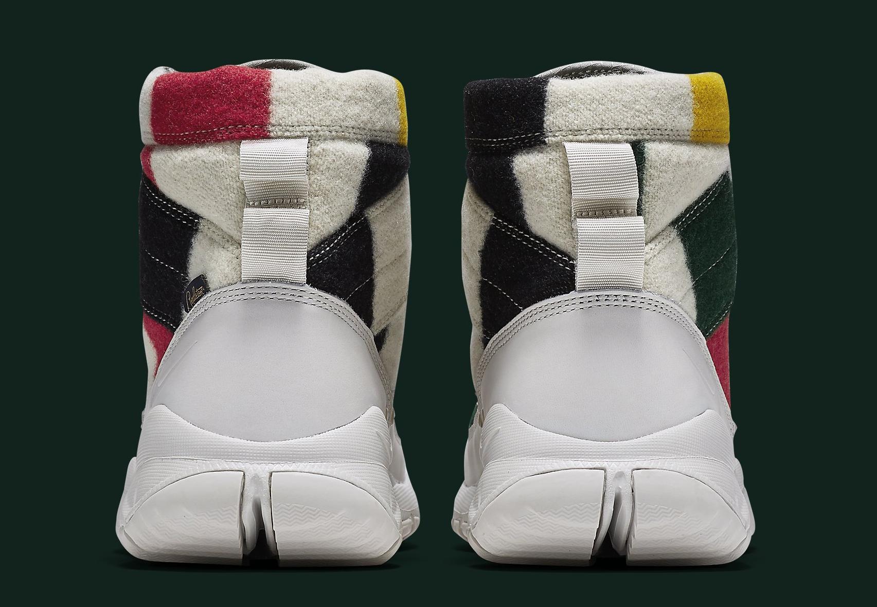 Pendleton Nike SFB 6 Inch Boot 875040-101 Heel