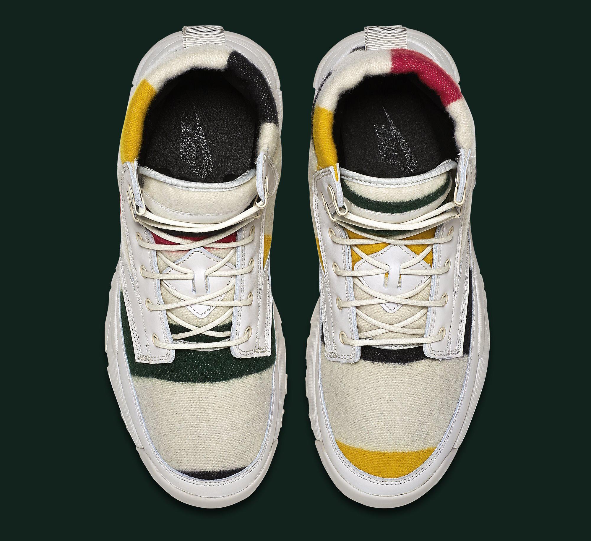 Pendleton Nike SFB 6 Inch Boot 875040-101 Top